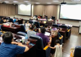 臺東縣109年度第2場防暴社區專業輔導團隊會議