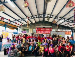 108年6月9日大洲社區關懷守護站反暴力話劇戲劇宣導