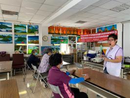 性別暴力防治巡迴宣講-仁愛南豐楓林