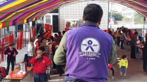 2020年1月4日員林市中東社區109年度義寫春聯暨交通安全反家暴活動