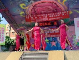 108年社區家庭暴力防治宣導-新住民舞蹈
