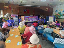 龍門社區家庭暴力防治宣導