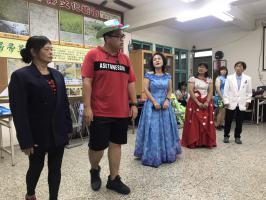 防暴歌舞劇課程