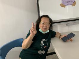 台中社區防暴培力實施