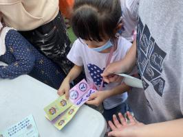 110忠權溫縣活力年 童心童樂小小職人體驗活動