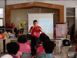 小紅帽宣導團家庭暴力及性侵害防治教育課程