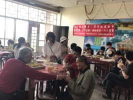 107年作粿包潤餅暨反家暴宣導活動活動