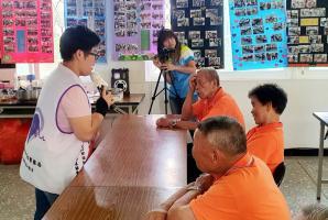 性別暴力防治巡迴宣講-前進鹿谷漳雅社區