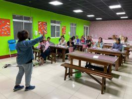 109年性別暴力計劃牡丹鄉初級志工訓練