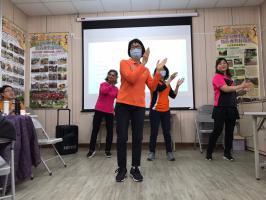 福興鄉關懷據點種子教師培訓