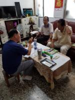 光明社區建立「弱勢家庭關懷訪視」機制