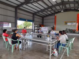 彰化縣家庭暴力防治社區紮根計畫培力師團隊輔導