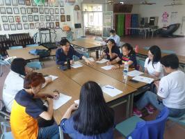 性別暴力社區初級預防宣導方案-團體督導