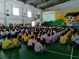 106年反性別暴力校園宣導活動
