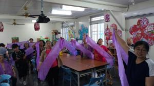 紫絲傳情走動式宣導課程(鹿野場1)