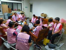 性別暴力社區初級預防推廣計劃-LoveLink社區關懷總動員守護幼苗一把照」-守護志工會議