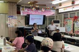 溪洲社區分區培訓