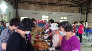 慶端午包粽宣導環境保護觀念活動暨防暴宣導