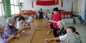1080927池上辦理婦女系列課程,增進婦女相關權益的認識(萬安社區)