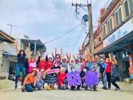 提升民眾反性別暴力意識、營造社區反性別暴力氛圍及強化社區推動家庭暴力預防宣導工作知能