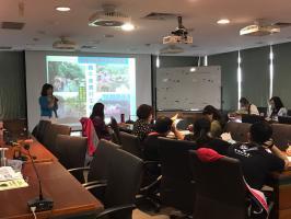 宜蘭縣辦理性別暴力社區初級預防計畫-防暴種子培訓課程