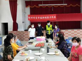 歡慶母親節活動暨社區防暴宣導