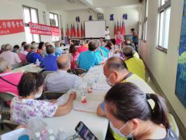 敬邀福興鄉各社區一起加入反暴的行列